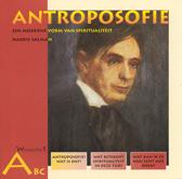Antroposofie: een moderne vorm van spiritualiteit