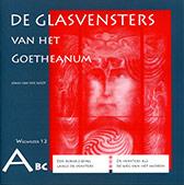 De glasvensters van het Goetheanum